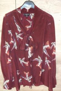 Jedwabna koszula Warenhouse 42...
