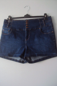jeansowe szpodenki...