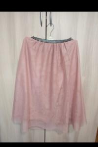 Spódnica tiulowa pepco M L różowa...