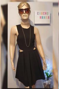 Sukienka czarna elegancka wizytowa...