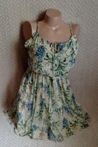 Sukienka z Zary na rozm 36 Sztosik...