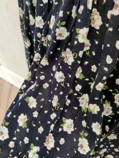 Spódnice cudna spódniczka w kwiaty