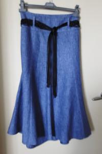 Właściwie nowa lniana spódnica Gerry Weber 40 piękna...