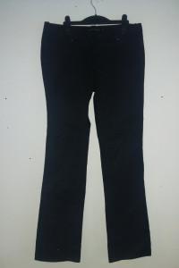 Zara Czarne eleganckie spodnie 42...