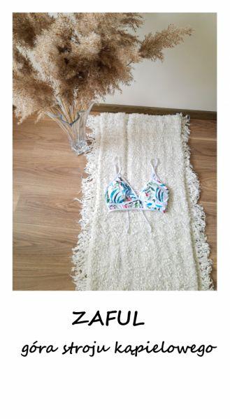 Stroje kąpielowe Bikini góra od stroju kąpielowego S M L Zaful