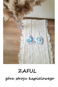 Bikini góra od stroju kąpielowego S M L Zaful...