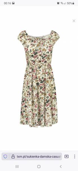 Suknie i sukienki Sukienka Casual