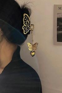 Motyl klamra do włosów...