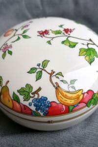 porcelanowe puzderko VILLEROY & BOCH Mon Jardin