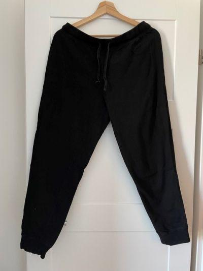 Dresy Spodnie dres lub piżama H&M HM czarne L