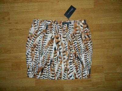 Spódnice TopSecret spódnica mini wzorek roz 40