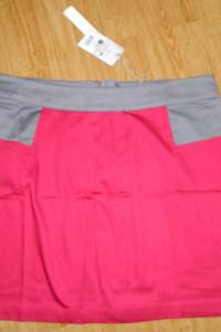 Troll for Top Secret krótka spódnica RÓŻ roz XL