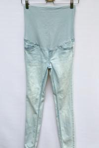 Spodnie H&M Mama Tregginsy Rurki Dzinsy M 38 Dzinsowe...