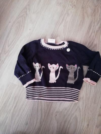 Bluzy Sweterek