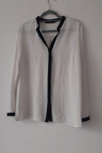 Reserved Biała elegancka bluzka koszula 40...