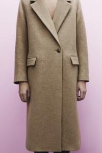 Zara Kaszmirowy płaszcz Limited Edition...