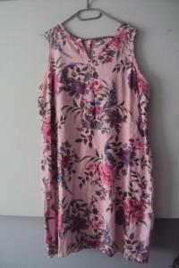 letnia lnina sukienka...