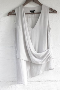 H&M szara bluzka 34 36