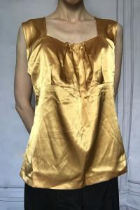 Bluzka złota...