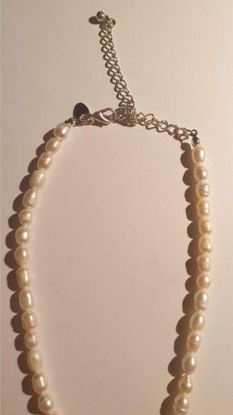 Naszyjniki Naszyjnik lbvyr nowy perły