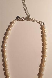 Naszyjnik lbvyr nowy perły