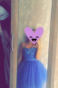 sukienka balowa...