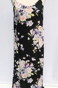 Sukienka Kwiaty Long Maxi Gina Tricot S 36 Długa Kwiatki...