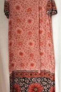 Sukienka z wiskozy HiM 38...