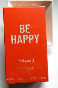 Be Happy Feel Good Oriflame edt 50 ml...