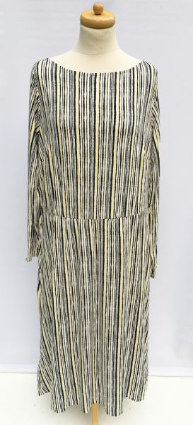Suknie i sukienki Sukienka Long NOWA Esmara Długa Paski XL 48 50 Paseczki