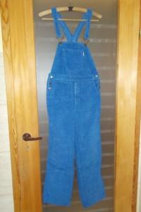 Spodnie z szelkami Makro...