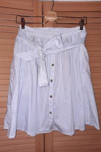 Nowa spódnica w paski Mohito