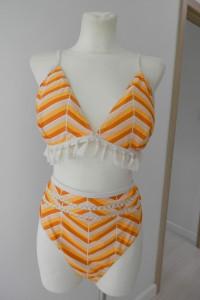 Strój Kąpielowy Bikini Dwuczęściowy Forever 21 Nowy z Metkami rozmiar 52