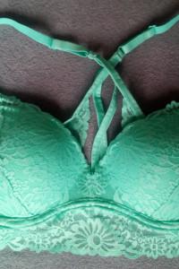 Biustonosz Victorias Secret r S 75B stan idealny