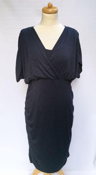 Suknie i sukienki Sukienka Granatowa Mamalicious Do Karmienia XL 42 Mama