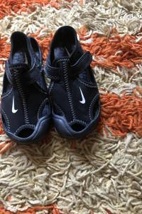 Sandałki dziecięce nike