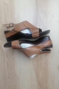 Sandały damskie Clarcs
