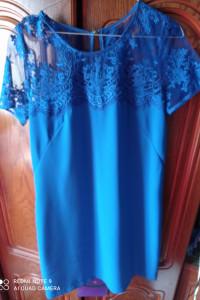 Sukienka na wesele koronka L