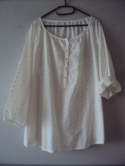 Tuniki bawełnina tunika z haftem