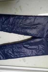 Spodnie ocieplane...