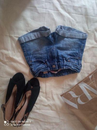 Spodnie Spodenki w rozmiarze 122