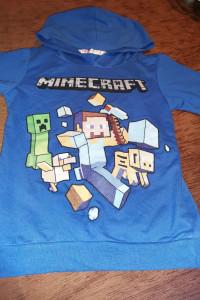 Bluza minecraft...