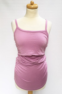 Bluzka Koszulka Fioletowa Boob M 38 Do Karmienia Ciążowa...