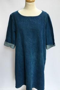 Sukienka Dzinsowa Oversize Monki L 40 Jeansowa Dzins
