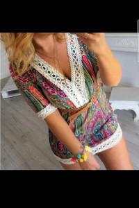 Szukam coś na strój kąpielowy na plażę