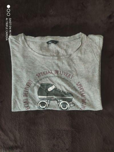 Bluzki Tshirt z nadrukiem