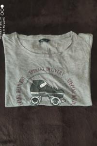 Tshirt z nadrukiem...