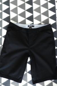 Spodnie Donna Karan DKNY Bermudy Szorty Czarne M...