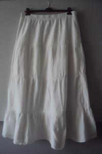 bawełnina spódnica maxi