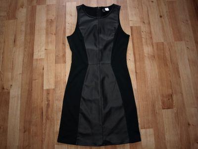 Suknie i sukienki Czarna HM rozm XS